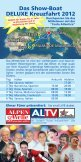 Informationen zur Kreuzfahrt 2012 - ComBox - Page 2