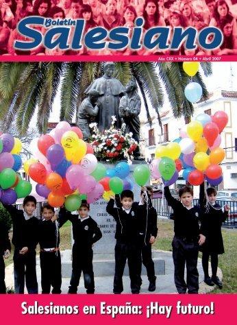 Salesianos en España: ¡Hay futuro! - Boletín Salesiano