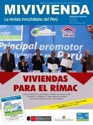 VIVIENDAS PARA EL RÍMAC - Fondo MIVIVIENDA