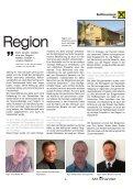 Bank für unsere Region - Raiffeisenbank Au - Seite 5