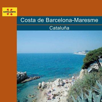 Costa de Barcelona-Maresme - Generalitat de Catalunya