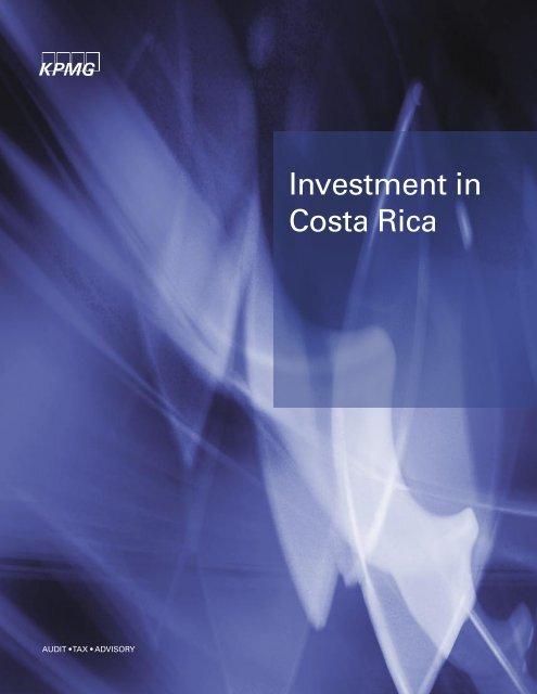 Investment in Costa Rica - Handelswijzer