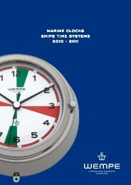 Ship's time systems 2010-2011 - ShipServ