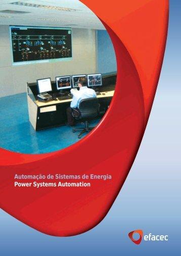 Automação de Sistemas de  Energia Power Systems ... - Efacec