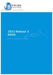 Release 3 - 2012 - Car Diagnostic Equipment