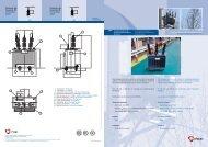 Catalogo oleo CEI Poste - Mod TR 09 B - Efacec