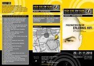 HIGH END® ON TOUR - Fastaudio