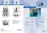 Catalogo oleo DMA Poste - Mod TR 11 B - Efacec