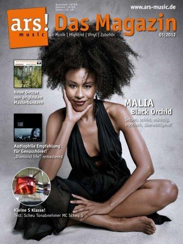 ars! Das Magazin als PDF