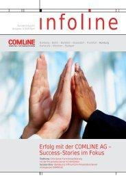 Erfolg mit der COMLINE AG – Success-Stories im Fokus