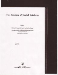 goodchild _1989.pdf - University of Colorado Boulder