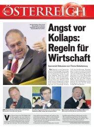 Spannende Diskussion zum Thema ... - Raiffeisenbank Region Ried