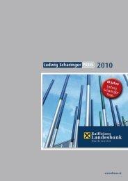 Ludwig Scharingerpreis 2010 (pdf, 12 MB) - Raiffeisenlandesbank ...