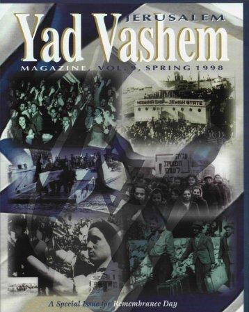 Magazine 09 - Yad Vashem