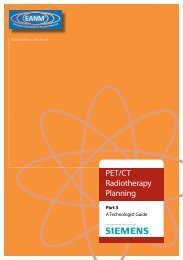 Pet/Ct Radiotherapy Planning - European Association of Nuclear ...