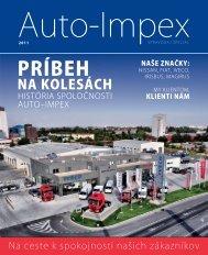 Spravodaj 2011 - AUTO-IMPEX