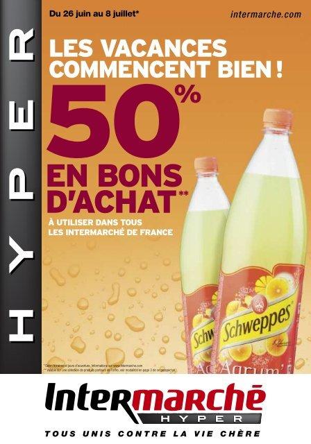 EN BONS D\'ACHAT - Promos Intermarché