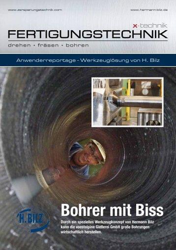 Bohrer mit Biss - Scheinecker GmbH Wels