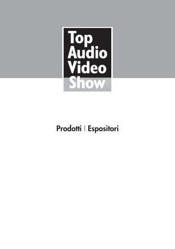 Per completare la collezione - Top Audio Video Show
