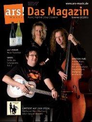 Magazin 02/2011 - Ars