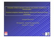 Evaluation of EEG localization methods using realistic simulations of ...