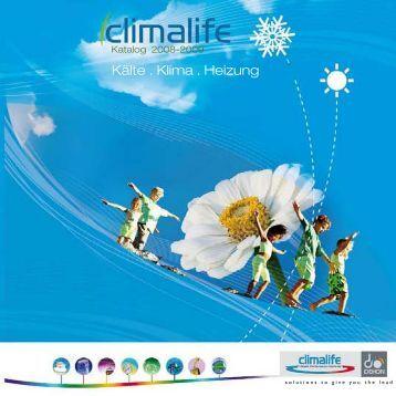 Die Empfehlungen - Climalife - Dehon
