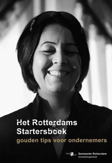 [PDF] Het Rotterdams Startersboek - Gemeente Rotterdam