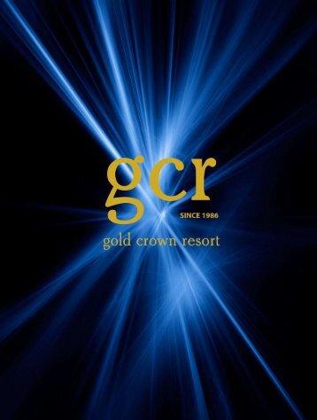 Members Guide - Gold Crown Resort