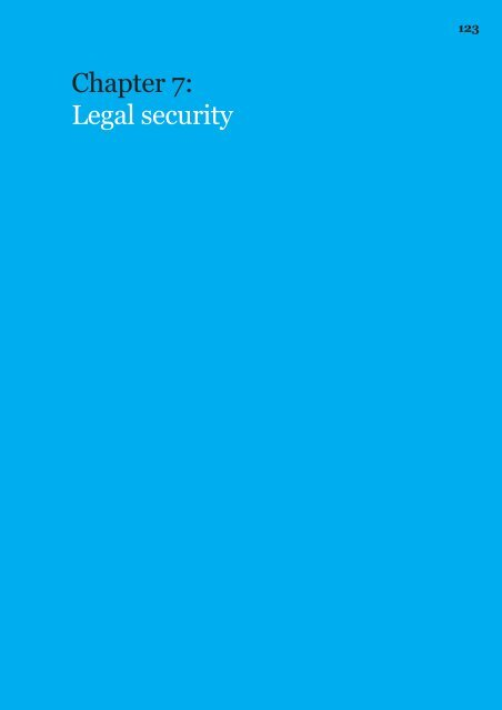 Chapter 7: Legal security - Equality and Human Rights Commission