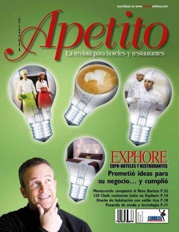 Apetito 86 - ApetitoEnLinea.com