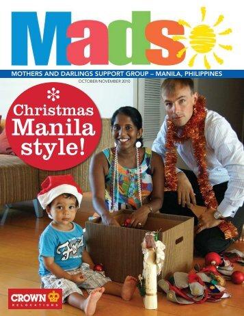 Manila style! - MADS