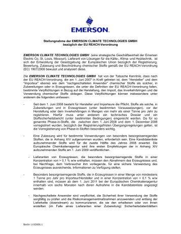 Emerson - Schiessl