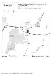 ride route pdf - Crowne Plaza Newcastle to Crowne Plaza Hunter ...