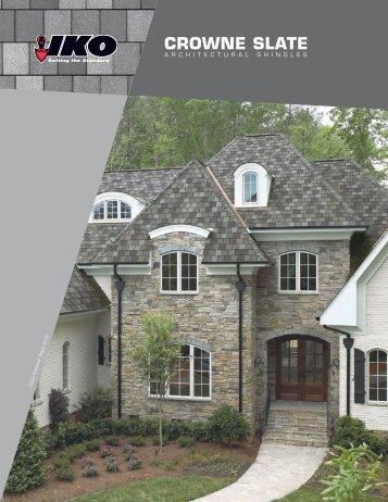 CROWNE SLATE - Sun Roofing - Home