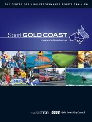 sporTs - Business Gold Coast