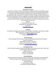 Current Employers Hiring & Job Fairs