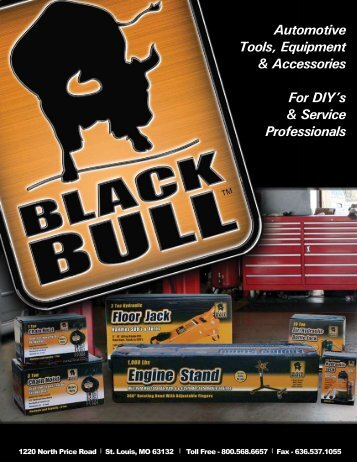 Automotive Tools, Equipment & Accessories For ... - Buffalo Tools