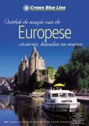 complete brochure in Nederlands - Crown Blue Line
