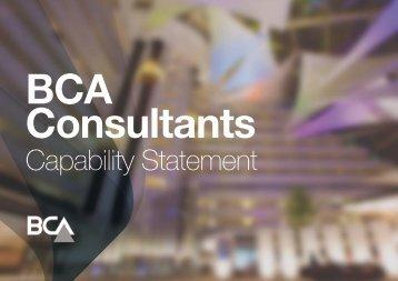 About BCA - VDM Group