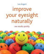 improve your eyesight naturally - Crown House Publishing