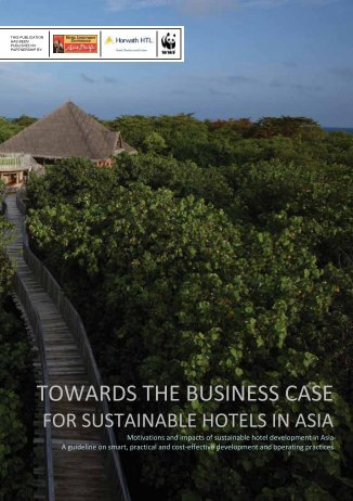Towards The Business Case For Sustainable Hotels In