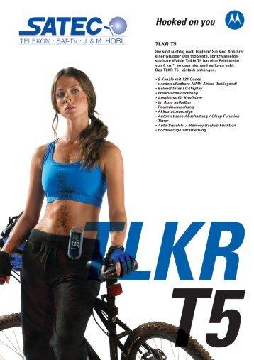 TLKR T5 BLUE - SATEC