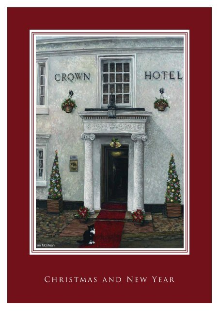 Christmas and New Year - The Crown Hotel