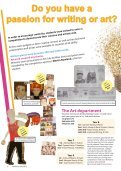 Exhibitions - CTC Kingshurst Academy - Page 6