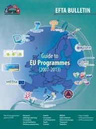 EU Programmes EU Programmes  - EFTA