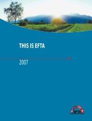 THIS IS EFTA 2007