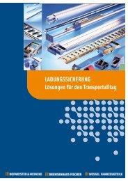 Kofferaufbauten - Hofmeister & Meincke