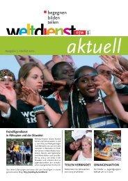 aktuell - Evangelisches Jugendwerk in Württemberg