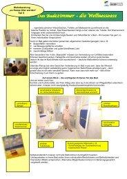 Wohnraumanpassung Teil 5 Bad k