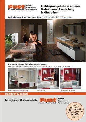 Prospekt herunterladen - Dipl. Ing. Fust AG